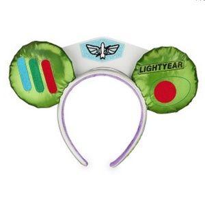 Buzz Lightyear Minnie Ears